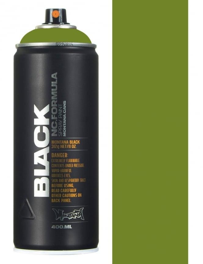 Montana Black Lost Island Spray Paint - 400ml