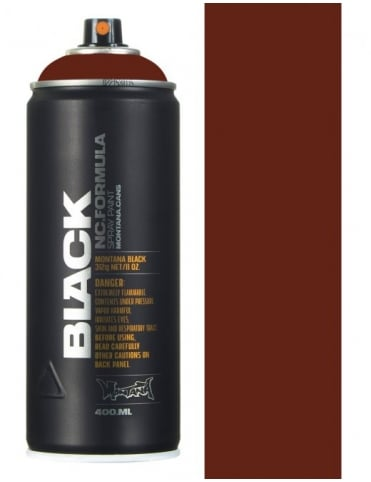 Montana Black Maroon Spraypaint - 400ml