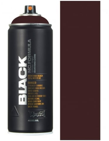 Montana Black Merlot Spray Paint - 400ml