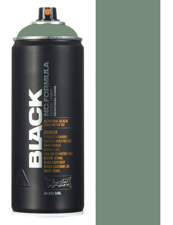 Montana Black Mist Spray Paint - 400ml
