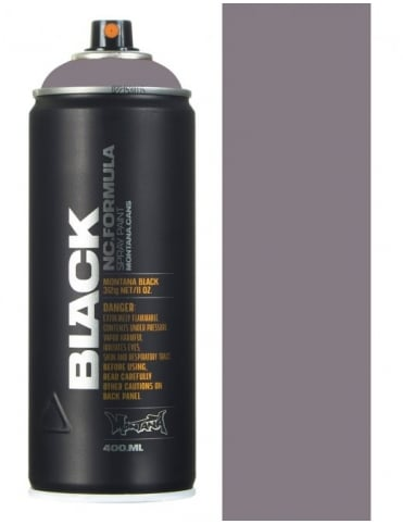 Montana Black Morpheus Spray Paint - 400ml