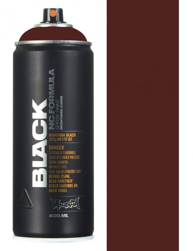 Montana Black Mud Spray Paint - 400ml