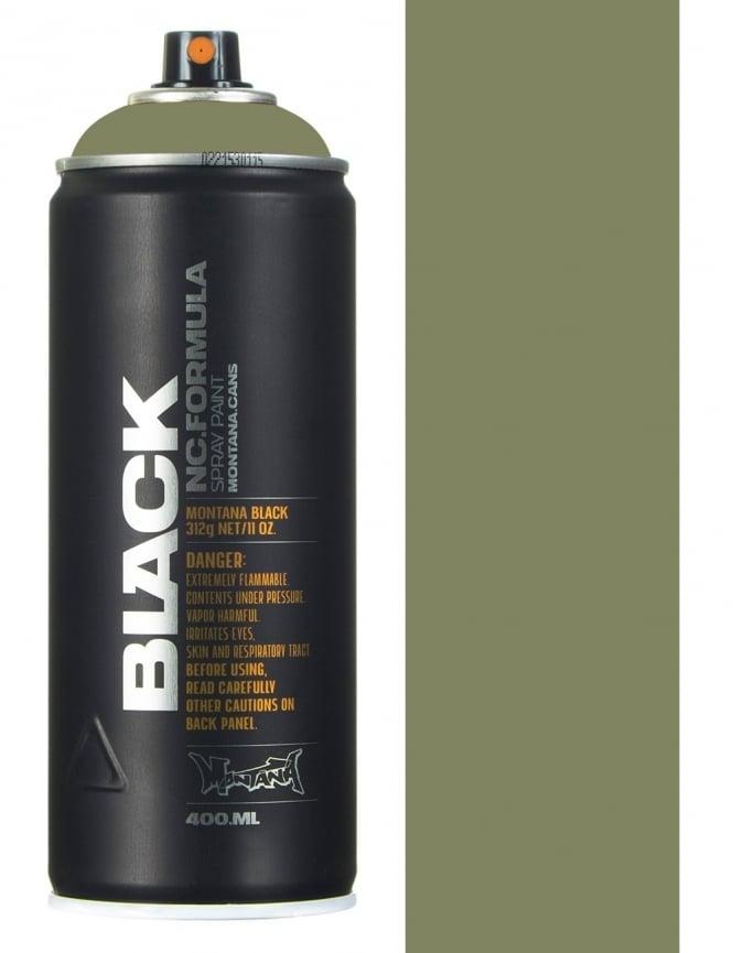 Montana Black Murdock Spray Paint - 400ml