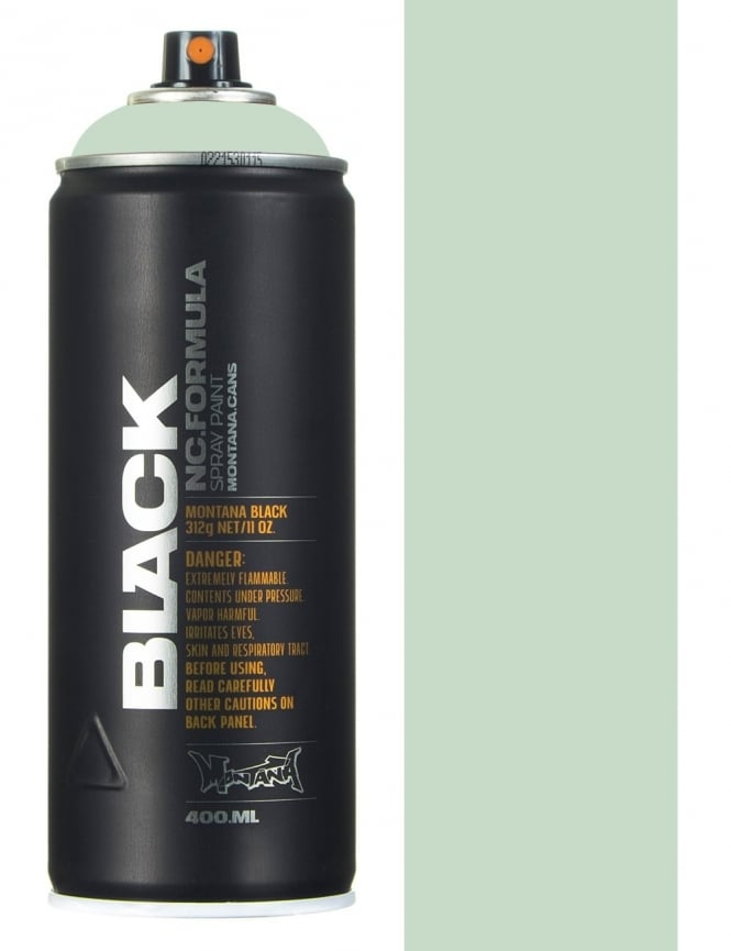 Montana Black Olymp Spray Paint - 400ml