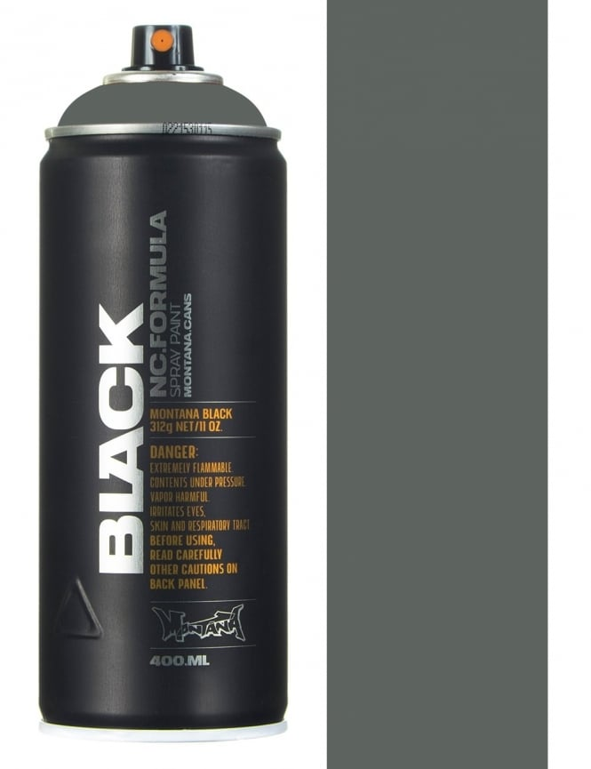 Montana Black Rhino Spray Paint - 400ml