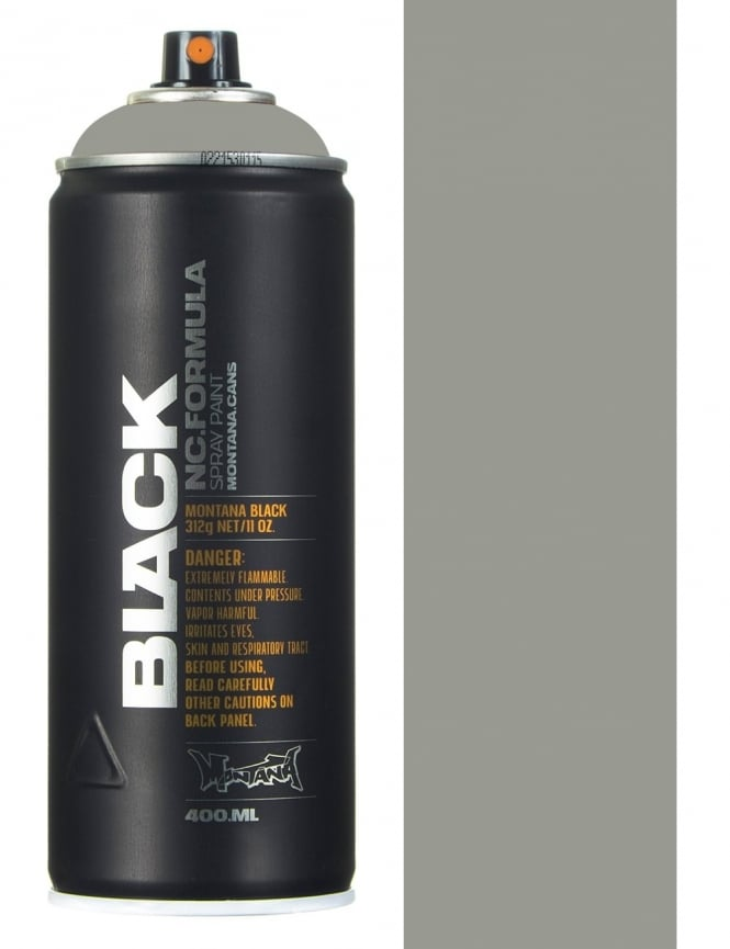 Montana Black Shark Spray Paint - 400ml