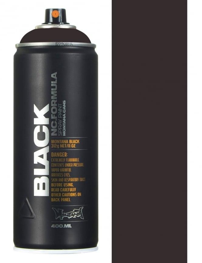 Montana Black Slate Spray Paint - 400ml