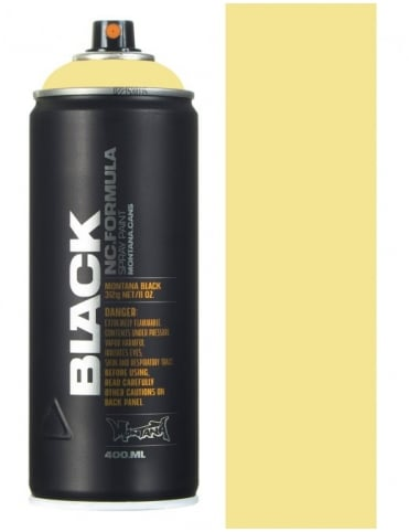 Montana Black Smash Potatoes Spray Paint - 400ml