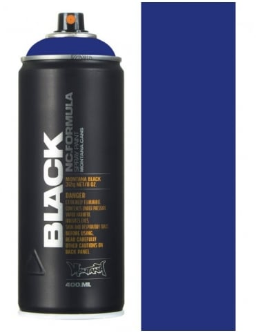 Montana Black Sorrento Spray Paint - 400ml