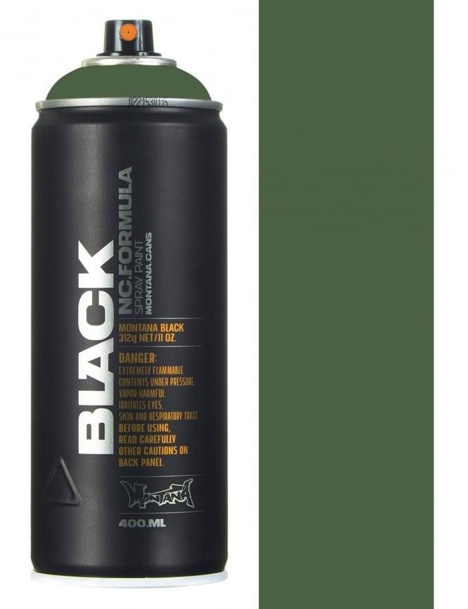 Montana Black Storm Spray Paint - 400ml