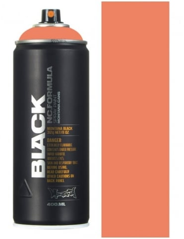 Montana Black Sushi Spray Paint - 400ml