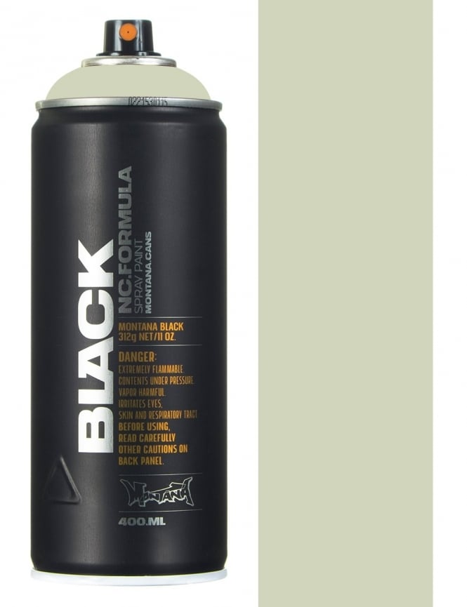 Montana Black Trabi Spray Paint - 400ml