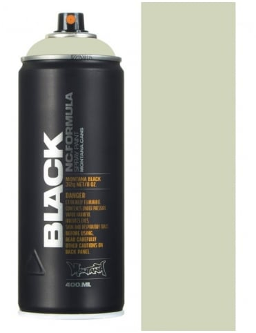Montana Black Trabi Spray Paint - 400ml