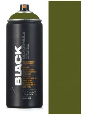 Montana Black Troops Spray Paint - 400ml