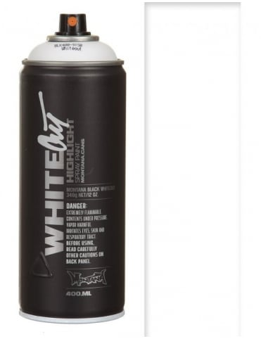 White-Out Highlight Spray Paint - 400ml