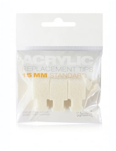 Montana Gold 15mm Replacement Acrylic Marker Tip