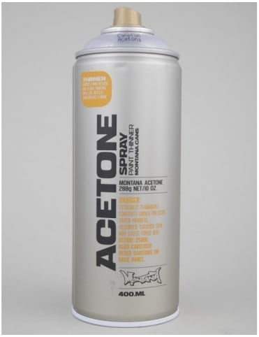 Acetone Spray Can - 400ml