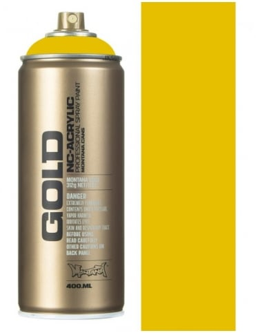 Montana Gold Asia Spray Paint - 400ml