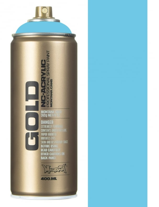 Montana Gold Baby Blue - 400ml