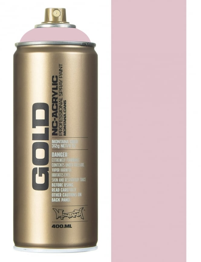 Montana Gold Baby Skin Spray Paint - 400ml