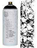 Montana Gold Black Marble Effect Spray Paint - 400ml