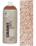 Montana Gold Brown Granite Effect Spray Paint - 400ml