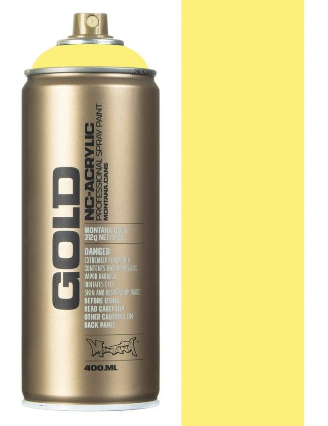 Montana Gold Butta Spray Paint - 400ml