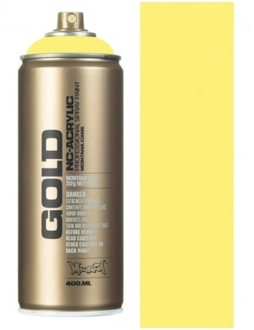 Montana Gold Butta Spray Paint - 400ml
