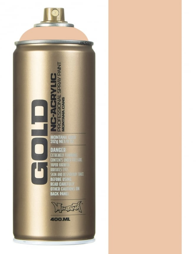 Montana Gold Cappuccino Spray Paint - 400ml