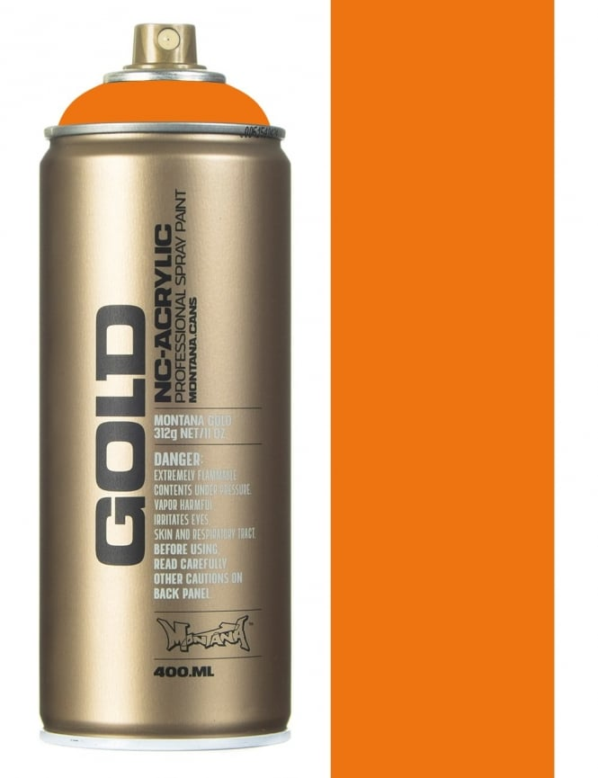Montana Gold Capri Spray Paint - 400ml