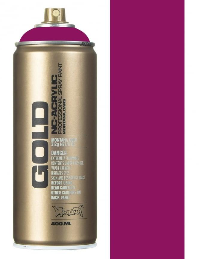Montana Gold Cherry Blossom Spray Paint - 400ml