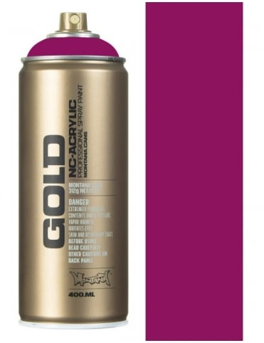Montana Gold Cherry Blossom Spray Paint - 400ml