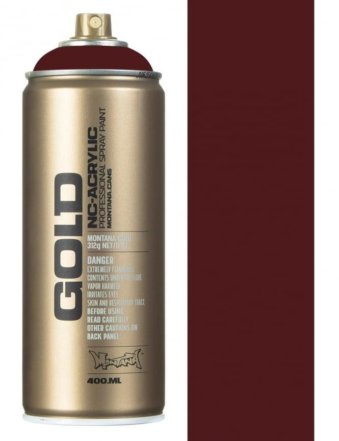 Montana Gold Chestnut Spray Paint - 400ml