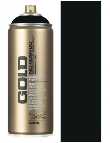 Montana Gold Coke Spray Paint - 400ml