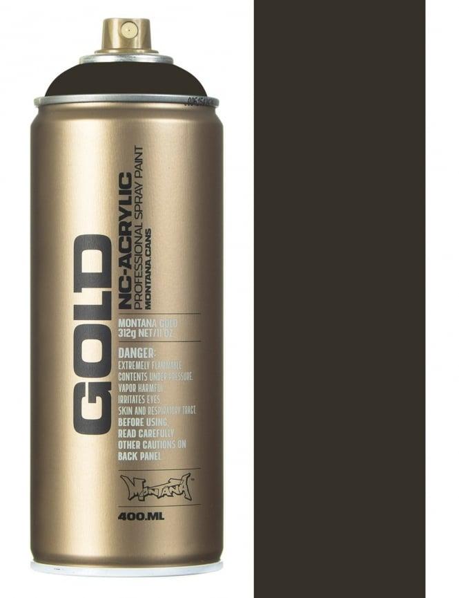 Montana Gold Concrete Spray Paint - 400ml