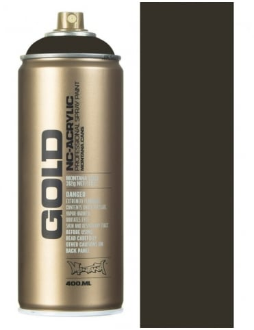 Montana Gold Concrete Spray Paint - 400ml