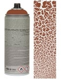 Montana Gold Copper Brown Crackle Effect Spray Paint - 400ml