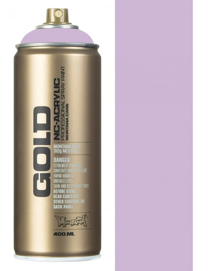 Montana Gold Crocus Spray Paint - 400ml