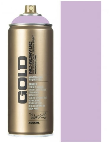 Montana Gold Crocus Spray Paint - 400ml