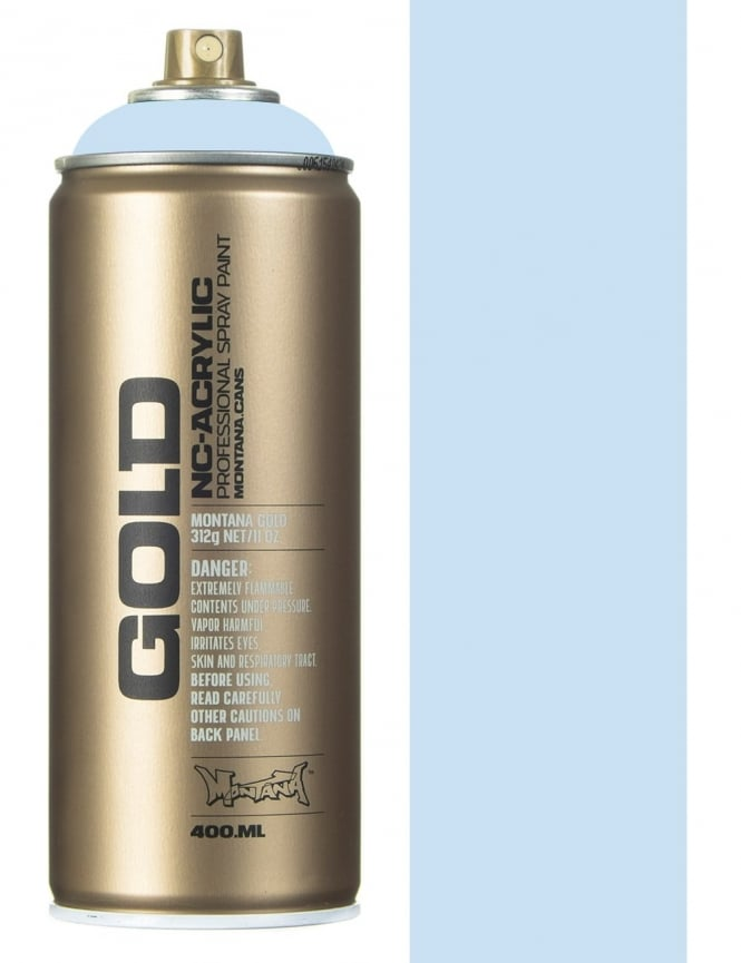 Montana Gold Denim Light Spray Paint - 400ml