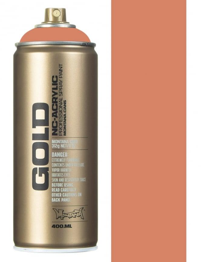Montana Gold Dirty Apricot Spray Paint  - 400ml