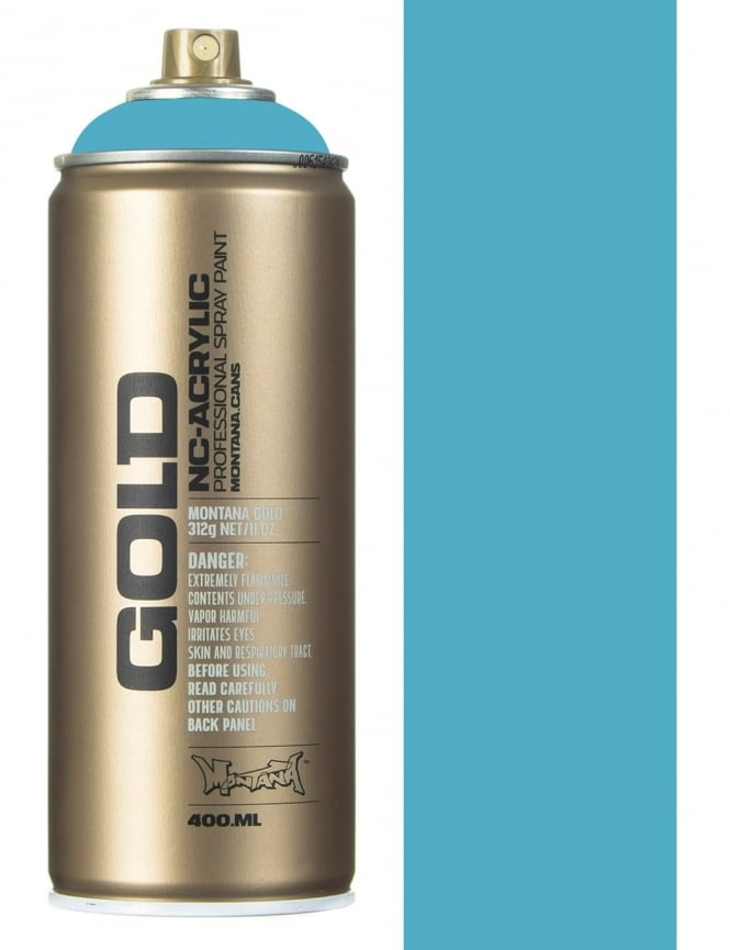 Montana Gold Dolphins Spray Paint - 400ml