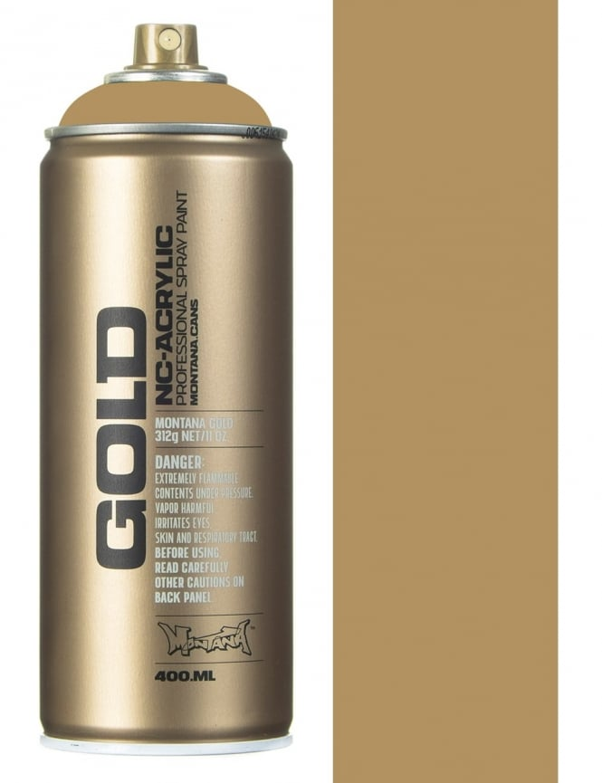 Montana Gold Duck Season Spray Paint - 400ml