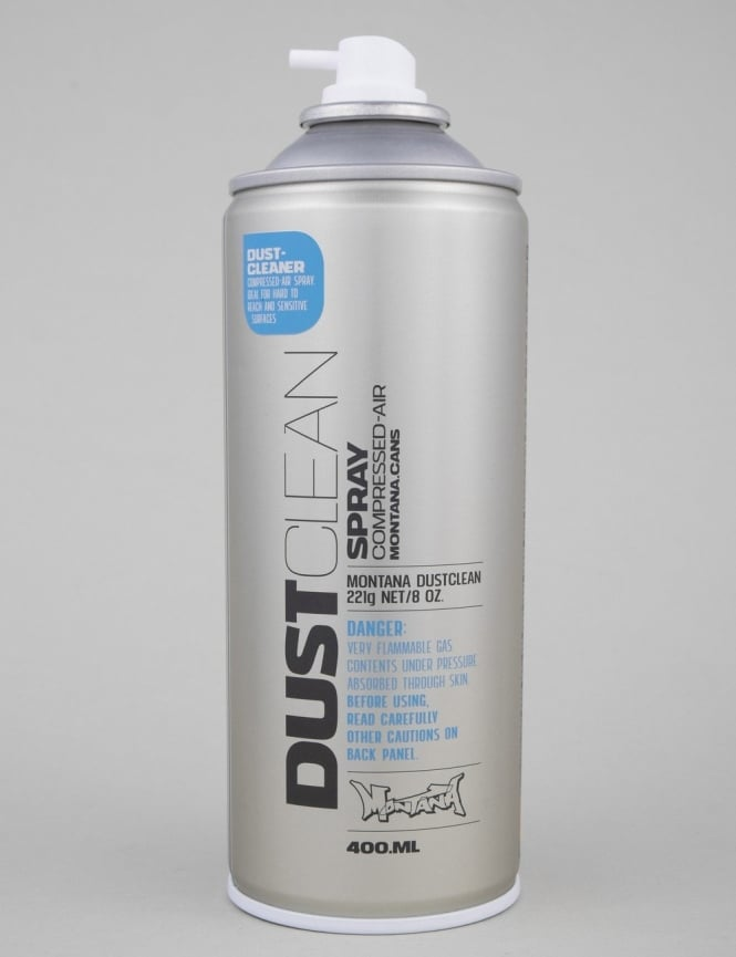 Montana Gold Dustclean Spray Can - 400ml