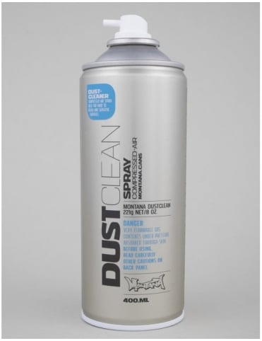 Montana Gold Dustclean Spray Can - 400ml