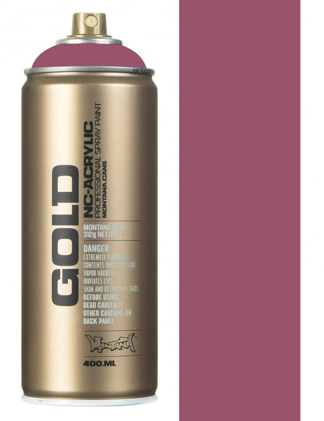 Montana Gold Dusty Pink Spray Paint - 400ml