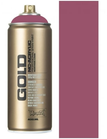 Dusty Pink Spray Paint - 400ml