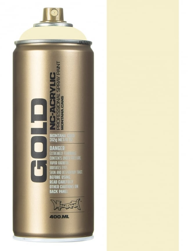 Montana Gold Elm Spray Paint - 400ml