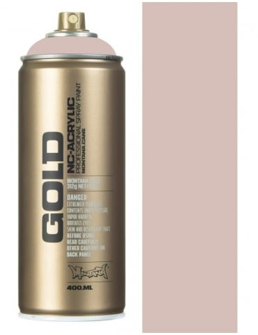 Montana Gold Flesh Spray Paint - 400ml