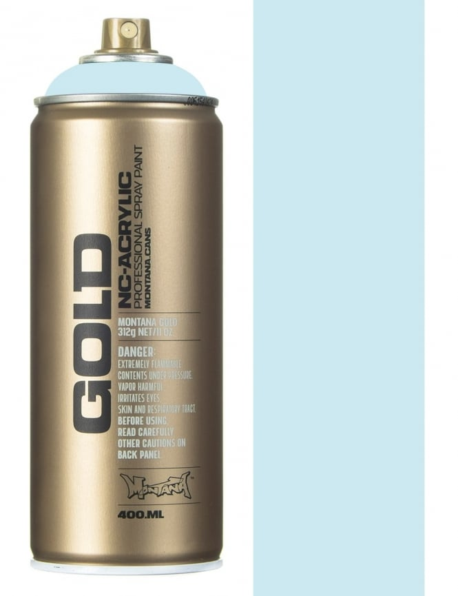 Montana Gold Flipper Spray Paint - 400ml